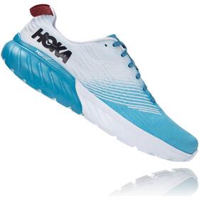Hoka One One Mach 3 Shoes Men blue moon/white